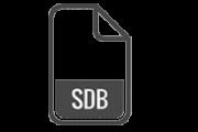 Sqlite sdb File Extension